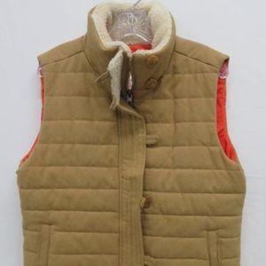Patagonia Tan Vest Size XL